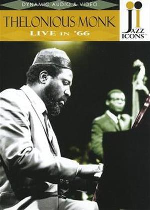 Rent Thelonious Monk: Live in '66 Online DVD Rental