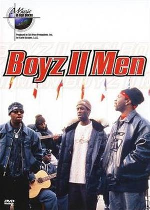 Rent Boyz II Men: Live in South Korea Online DVD Rental