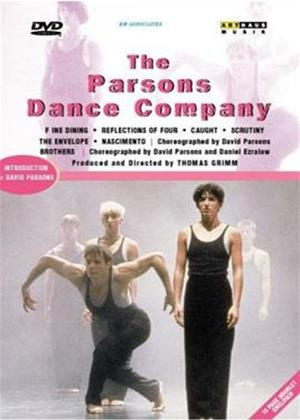 Rent The Parsons Dance Company Online DVD Rental