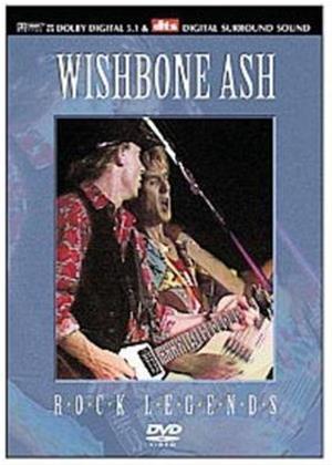 Rent Wishbone Ash: Rock Legends Online DVD Rental