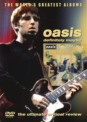 Rent Oasis: Definitely Maybe: World's Greatest Albums Online DVD Rental