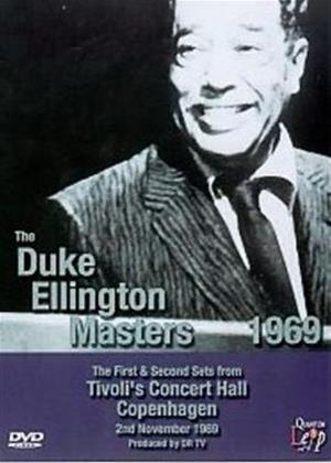 The Duke Ellington Masters 1969: The First and Second Sets Online DVD Rental