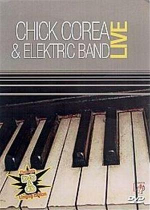Chick Corea and Elektric Band Live Online DVD Rental