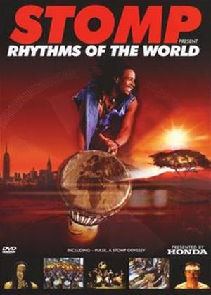 Stomp: Rhythms of the World Online DVD Rental