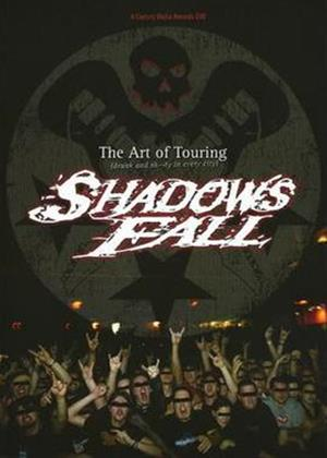 Shadows Fall: The Art of Touring Online DVD Rental