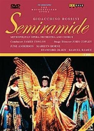 Rent Rossini: Semiramide Online DVD Rental
