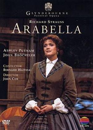 Rent Richard Strauss: Arabella: Glyndebourne Festival Opera Online DVD Rental