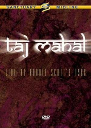 Rent Taj Mahal: Live at Ronnie Scott's Online DVD Rental