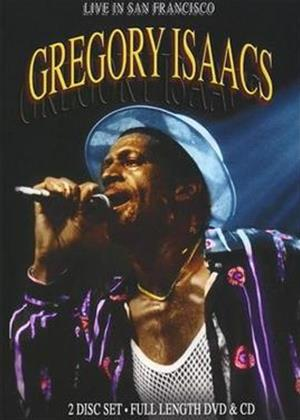 Rent Gregory Isaacs: Live in San Francisco Online DVD Rental