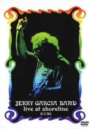 Rent Jerry Garcia Band: Live at Shoreline Online DVD Rental