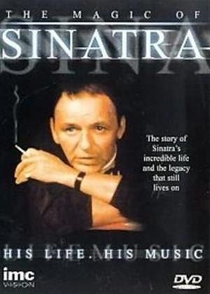 Rent Frank Sinatra: The Magic of Sinatra: His Life: His Music Online DVD Rental