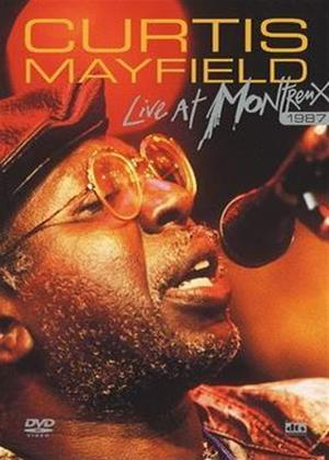 Rent Curtis Mayfield: Montreux 1987 Online DVD Rental