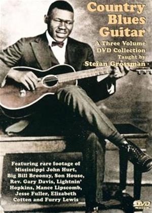 Stefan Grossman: Country Blues Guitar Online DVD Rental
