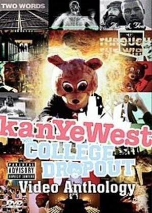 Rent Kanye West: The College Dropout Video Anthology Online DVD Rental