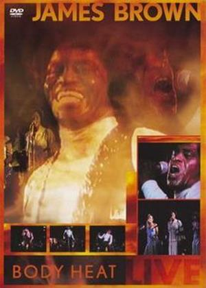 James Brown: Body Heat Online DVD Rental