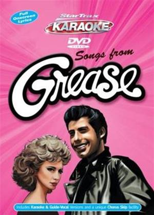 Rent Startrax Karaoke: Songs from Grease Online DVD Rental