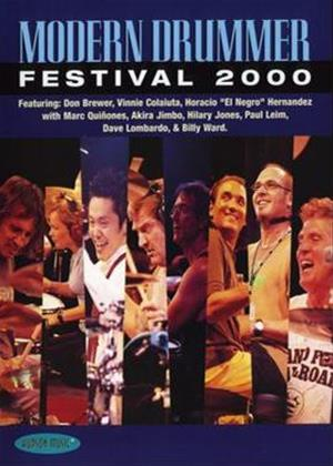 Modern Drummer Festival 2000 Online DVD Rental