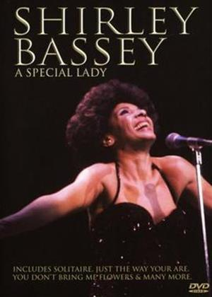 Shirley Bassey: A Special Lady Online DVD Rental