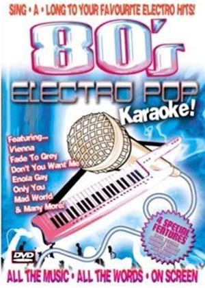 80s Electro Pop Karaoke Online DVD Rental