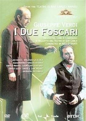 Rent Verdi: I Due Foscari: San Carlo Theatre Online DVD Rental