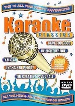 Rent Karaoke Classics Online DVD Rental