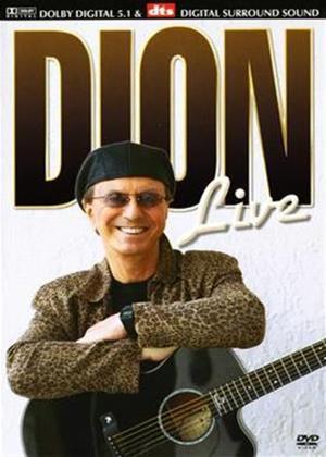 Rent Dion: Live Online DVD Rental