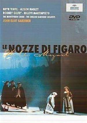 Rent Mozart: Le Nozze Di Figaro: John Eliot Gardiner Online DVD Rental