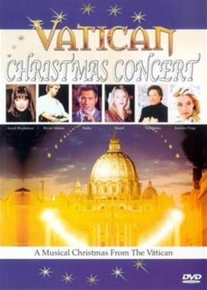 Rent Vatican Christmas Concert Online DVD Rental