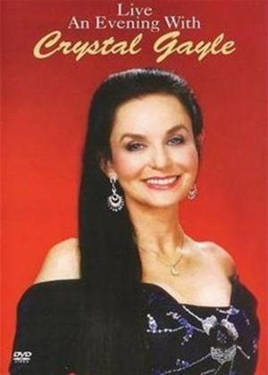 Crystal Gayle: Live: An Evening With Online DVD Rental