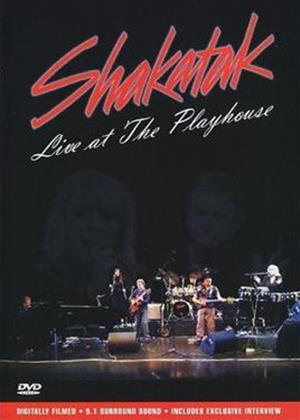 Rent Shakatak: Live at the Playhouse Online DVD Rental