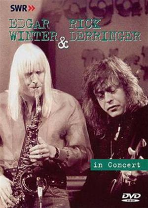 Rent Edgar Winter and Rick Derringer: Live in Concert Online DVD Rental