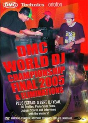 DMC Technics World Final and Eliminations 2005 Online DVD Rental