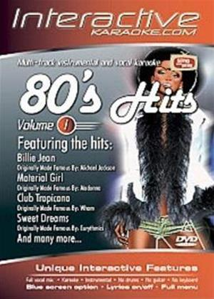Rent Interactive Karaoke: 80's Hits: Vol.1 Online DVD Rental