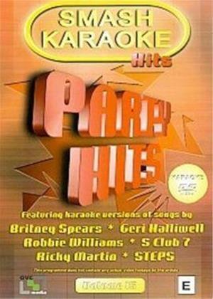 Rent Smash Karaoke Hits: Party Hits: Vol.15 Online DVD Rental