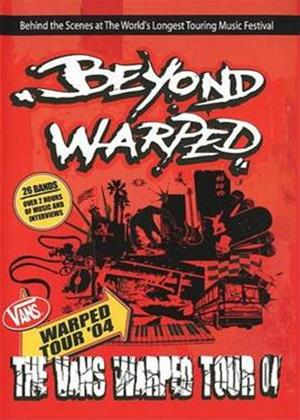 Beyond Warped: The Vans Warped Tour 04 Online DVD Rental