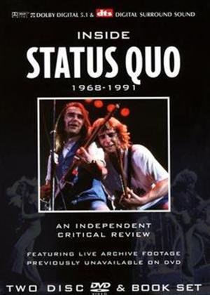 Status Quo: Inside Status Quo: 1968 to 1991 Online DVD Rental