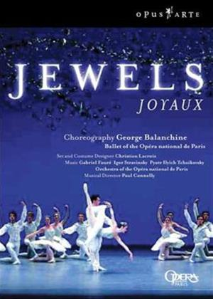 Rent George Balanchine's Jewels Online DVD Rental