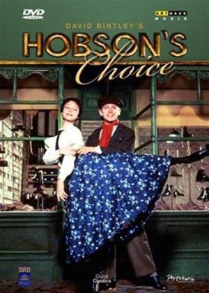 David Bintley's Hobson's Choice Online DVD Rental