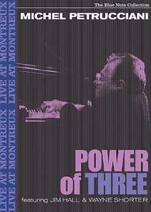 Michel Petrucciani: The Power of Three Online DVD Rental