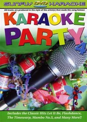 Rent Sunfly Karaoke: Party 4 Online DVD Rental
