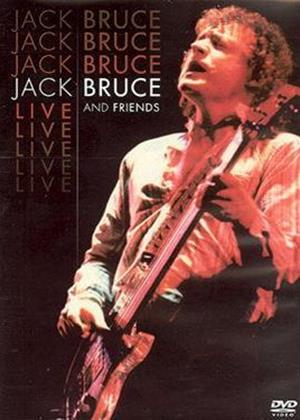 Rent Jack Bruce and Friends: In Concert Online DVD Rental