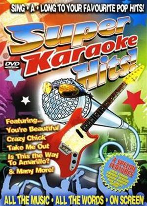 Super Karaoke Hits Online DVD Rental
