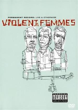 Violent Femmes: Live and Otherwise Online DVD Rental