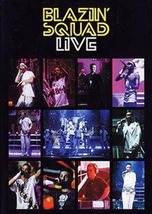 Rent Blazin' Squad: Live in Liverpool Online DVD Rental