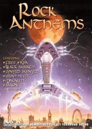 Rock Anthems Online DVD Rental