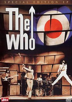 Rent The Who: EP Online DVD Rental