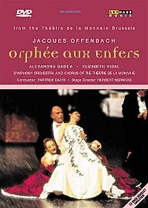 Rent Offenbach: Orphee Aux Enfers: Brussels Online DVD Rental