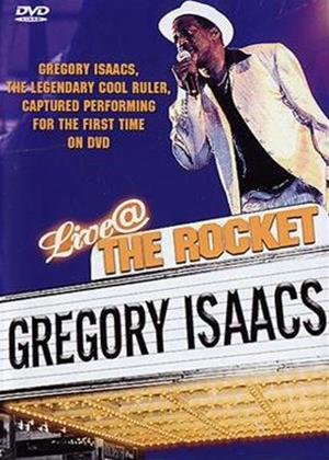 Gregory Isaacs: Live Online DVD Rental