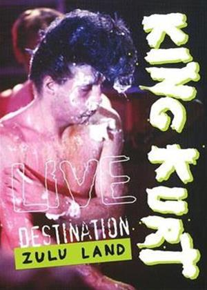 Rent King Kurt: Destination Zululand Live Online DVD Rental