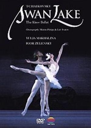 Rent Tchaikovsky: Swan Lake: Kirov Ballet Online DVD Rental